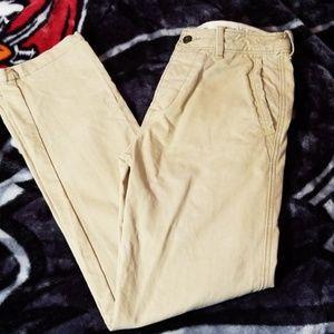 💋3/$24💋ABERCROMBIE SKINNY PANTS 31x32